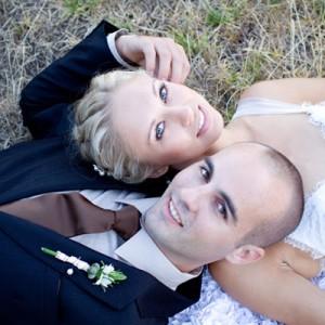 Ein Hochzeitskleid so leicht wie Zuckerwatte