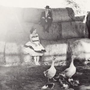 Hochzeit auf dem Bauernhof von Paul liebt Paula