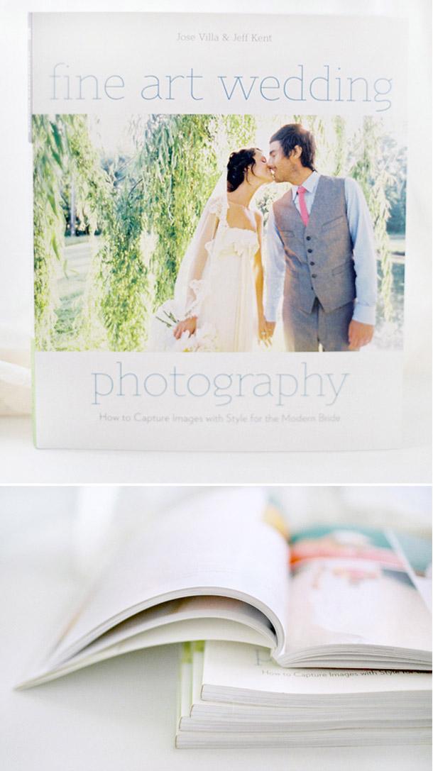 """Jose Villa Buch """"fine art wedding"""" - Verlosung"""