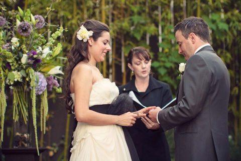 San Francisco Hochzeit bei Mike Larson Inc.