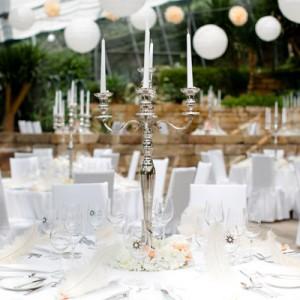 Innovativ und elegante Hochzeitsdekorationen
