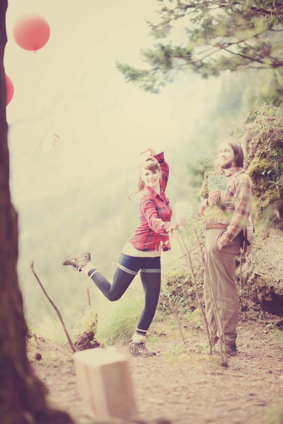 Hiking Vergnügen bei Gemmer Photography