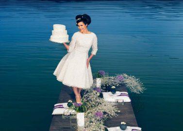 Sommerliches Hochzeitskonzept von [blickfang] Event Design