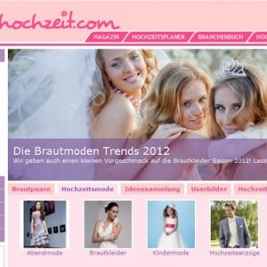 Traumhochzeit.com Hilfe bei der Hochzeitsplanung