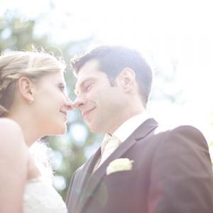 Standesamtliche Hochzeit bei Melanie Dressel