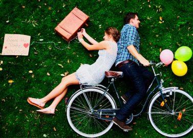 Kreativer Fun - ein Love-Shoot von Benni Janzen