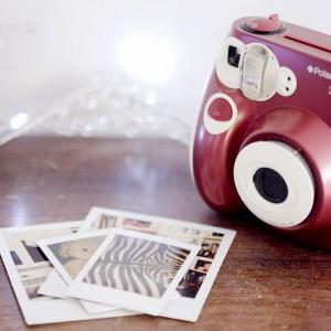 DIY - Polaroid Fotobäumchen