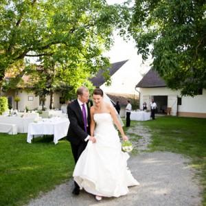Sonja und Werners Hochzeit im Burgenland