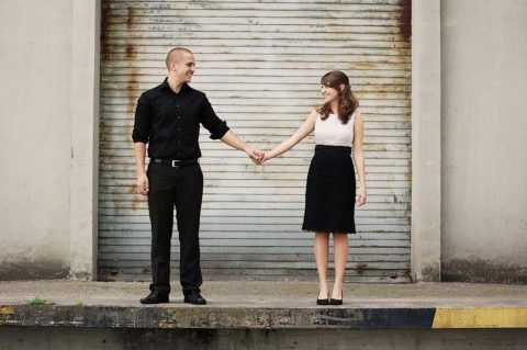 Verbundenheit + Liebe = Tina und Stefan