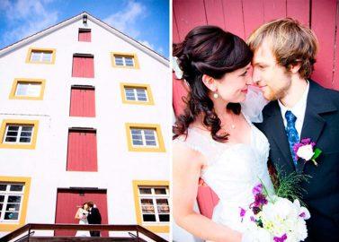 Originelles Portrait-Hochzeitsshooting bei Benjamin Janzen