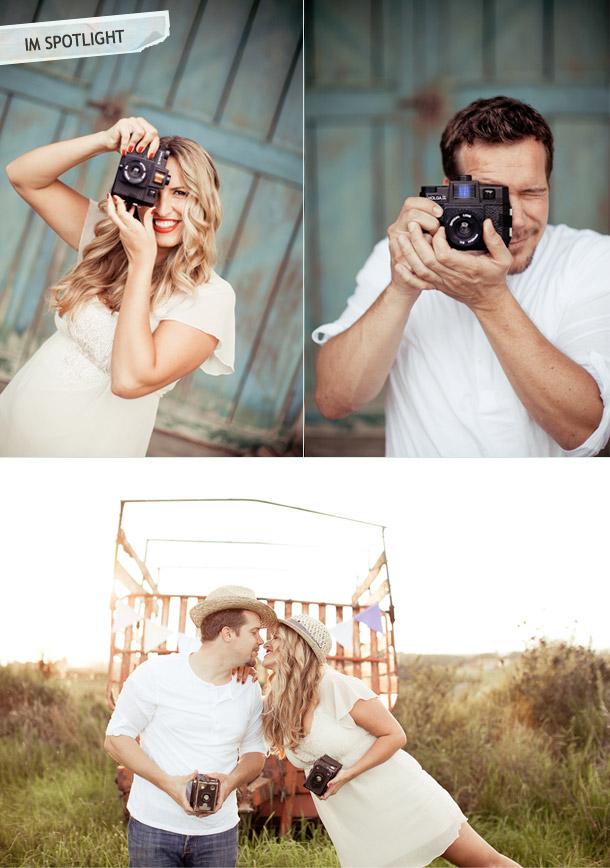 Im Spotlight auf Hochzeitswahn - Carmen und Ingo Photography