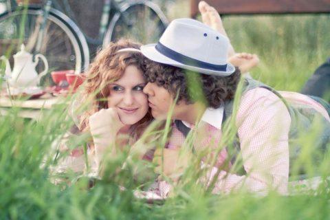Gemütliches Sommerpicknick bei PHOTOBERINGER