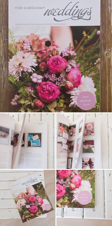 """""""life is delicious - Weddings"""" Ein inspiriender Hochzeitsguide + Giveaway"""