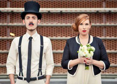 Zirkus inspirierte Hochzeit bei Nancy Ebert Fotografie