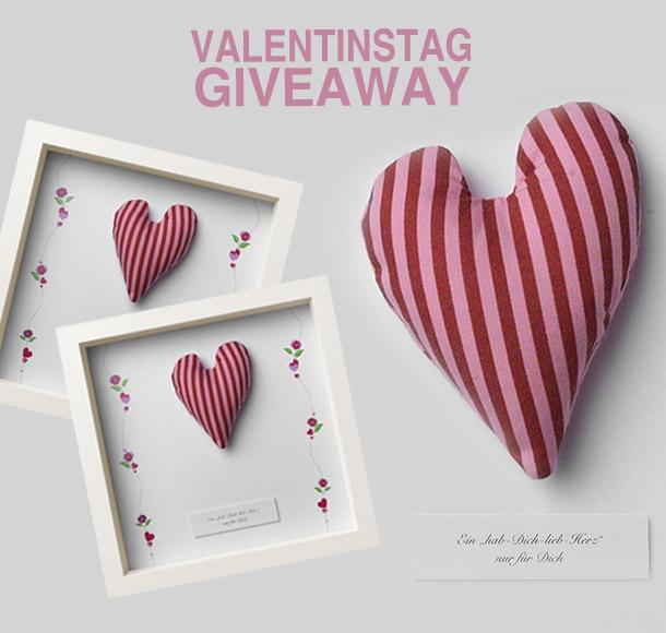 Mein-Liebstes Giveaway zum Valentinstag