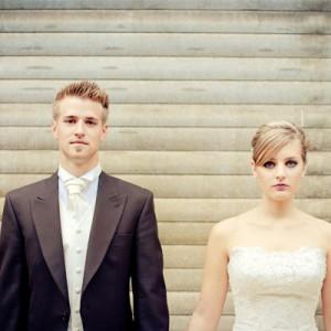 Herrliches Brautpaarshooting bei Dominik Peter