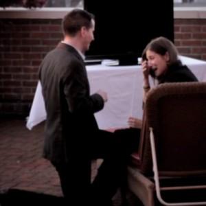 Glück – Ein New Yorker Heiratsantrag
