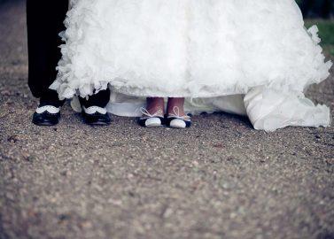 Elegante Hochzeit in schwarz-weiss bei Jennifer Hejna Photography