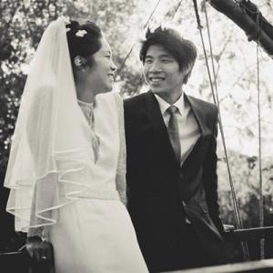 Koreanische Hochzeit von Berlin Weddings