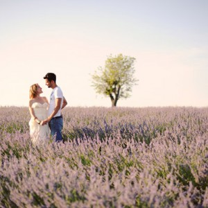 Provence Verlobungsshoot bei Andrea & Marcus Photography