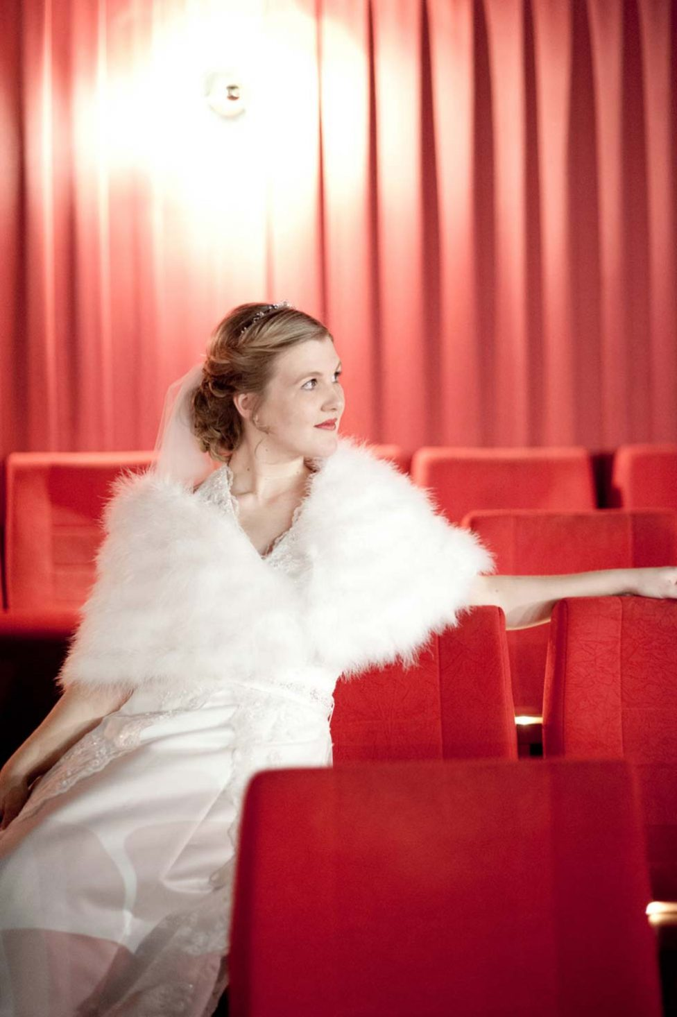 Am Hochzeitstag Kino im Kopf von Kathrin Stahl