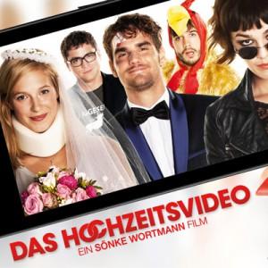 """""""Das Hochzeitsvideo"""" das reinste Kinovergnügen + Gewinnspiel"""