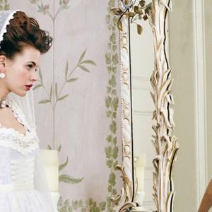 Die Brautkleid-Trends aus dem aktuellen Dirndl Magazine