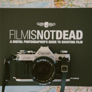 Film is not Dead - Ein Jonathan Canlas Workshop in München + Gewinnspiel