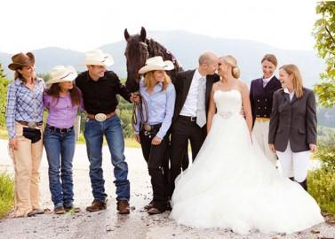 Salzburger Hochzeit von Pink Pixel Photography