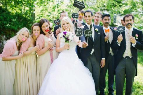 Paradiesische Eibsee Hochzeit von Nadia Meli