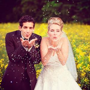 Wunderbares Hochzeitsvergnügen von Your Photo