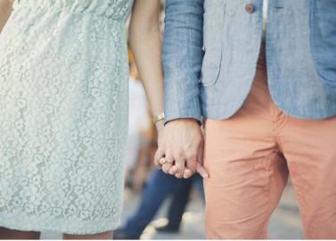 Verlobung auf der Rheinkirmes von Britta Schunck Fotografie