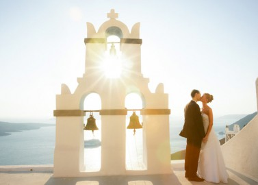 Santorin After-Wedding-Love von Andrea Kuehnis Photography