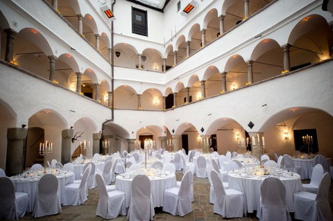Schloss Amerang Hochzeit von Barbara Gandenheimer