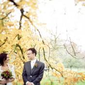 Herbstliches Hochzeitsvergnügen von Jennifer Hejna
