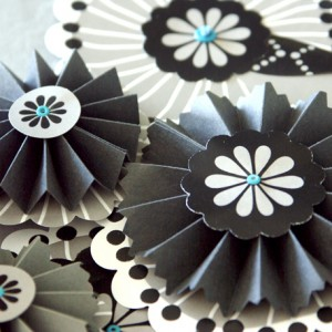 Türchen 15 – Paperwheels vonr o t f u x | Cornelia Ziss