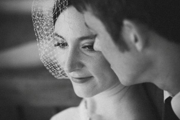 Stefanie und Ralf im Hochzeitswahn