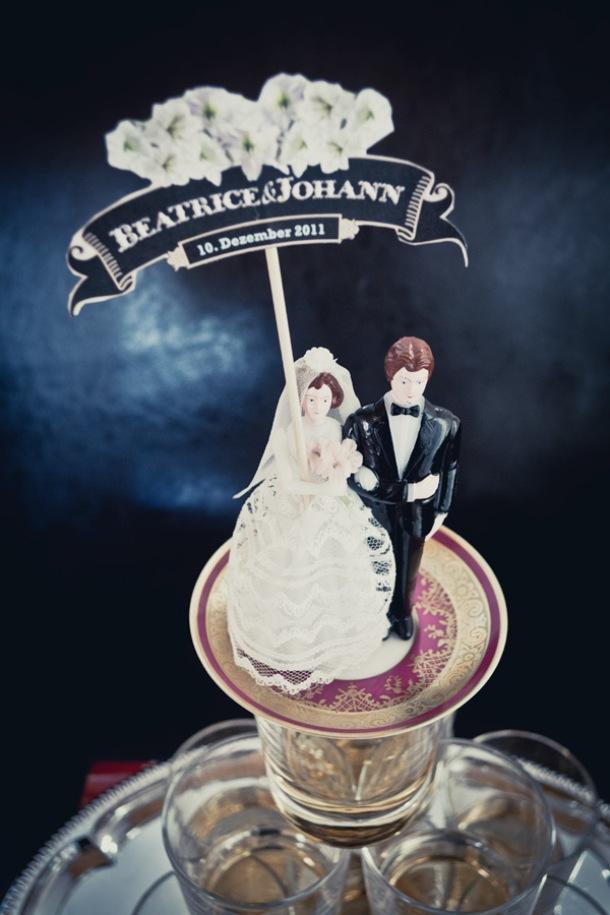 "Beatrice und Johanns Rock-Glam-Wintermärchen ""Love on the Rocks"""