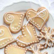 Türchen 6 - Wintercookies mit Zuckerguss von Backbube