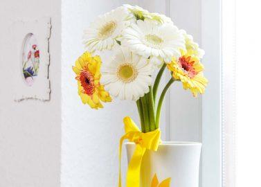 Brautstrauß-Vase von Sina's Welt