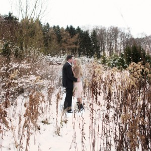 Winterliches After-Wedding-Shooting von Cornelia Krein Photography