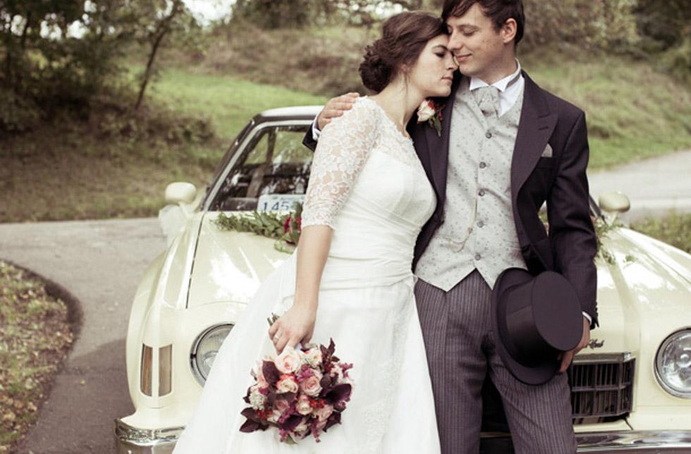 Vintage-Rustikale Hochzeit von blickedicht photographie ...