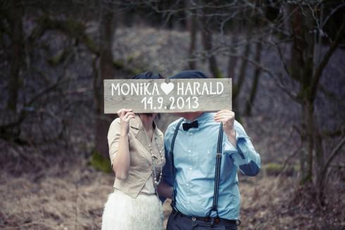 Ein rustikal-romantisches Picknick von Ladies & Lord