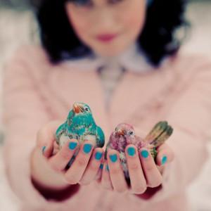 Zauberwald-Candybar in knalligen Farben