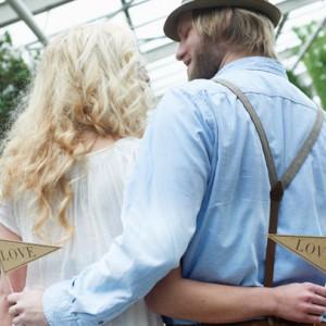Gewächshaus Love-Date von Katinka Stone Photography