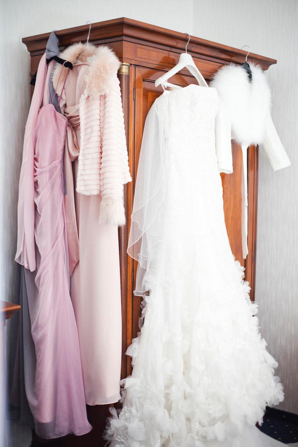 Bezaubernde St. Moritz Hochzeit von The Wedding Day
