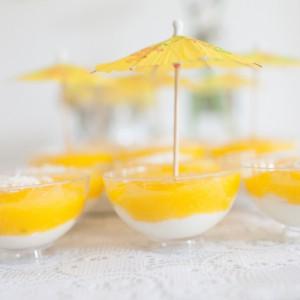 Überraschungs-Bridal Shower in gelb von Liebenswert Fotografie