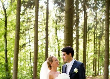 Schlosshochzeit im Ardenner Wald von Anouschka Rokebrand Photography