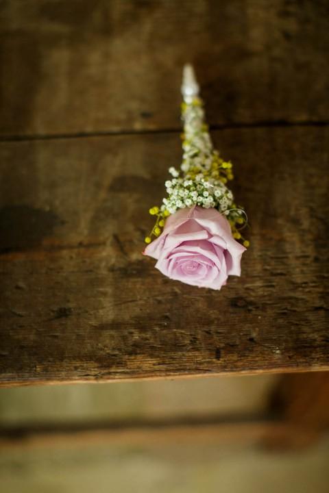 Rustikal gestaltete Ideen für den Hochzeitstag