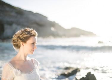 Südafrikanische Strandhochzeit zu zweit von Christine Meintjes